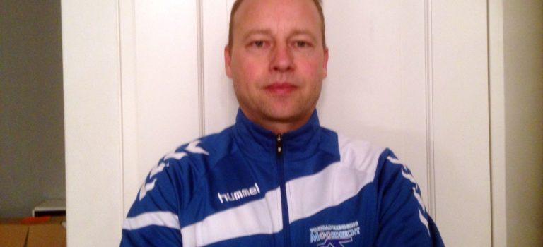 Nieuwe hoofdtrainer