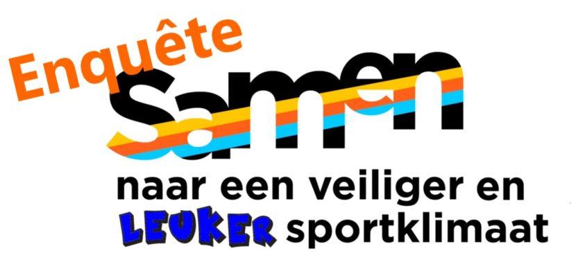 """Enquête voor een """"Veiliger en leuker sportklimaat"""" binnen VV Moordrecht."""