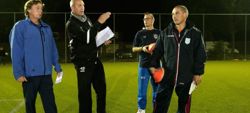 "VV Moordrecht start met ""Kadercoach traject"""