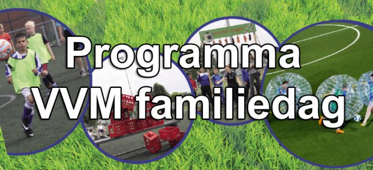 Programma VVM familiedag [22/23 juni]