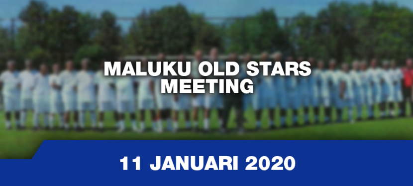 Maluku Old Stars, 11 januari