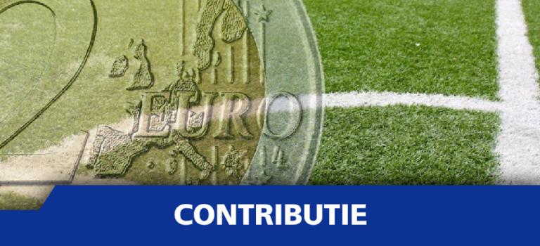 Contributie in Corona tijd