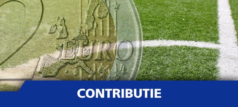 Contributie seizoen 2020 – 2021