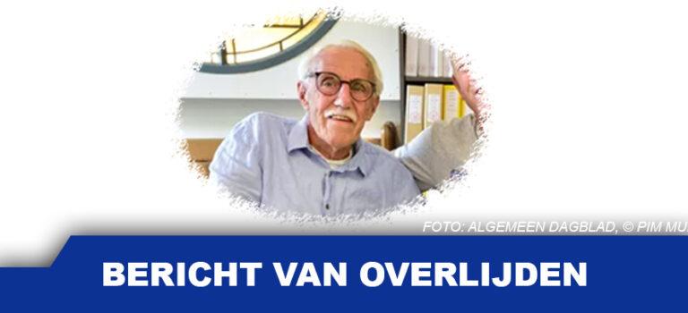 Wijnand Bloot senior overleden