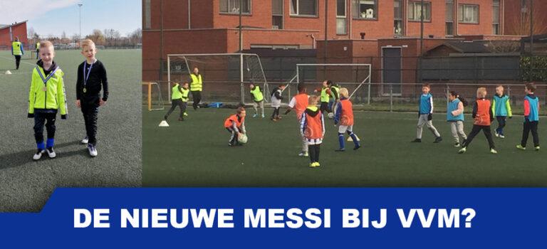 De nieuwe Messi of Lieke Martens bij Moordrecht?
