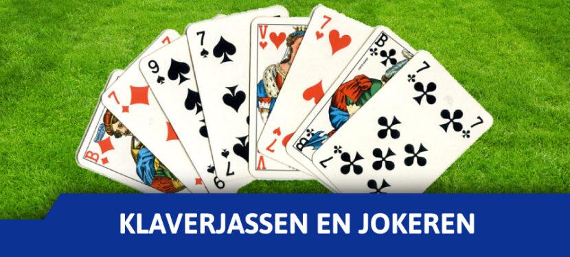 We kunnen weer Klaverjassen en Jokeren!!