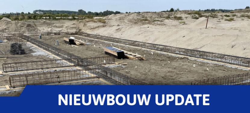 Nieuwbouw update